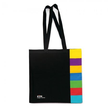 eins - Baumwolltragetasche