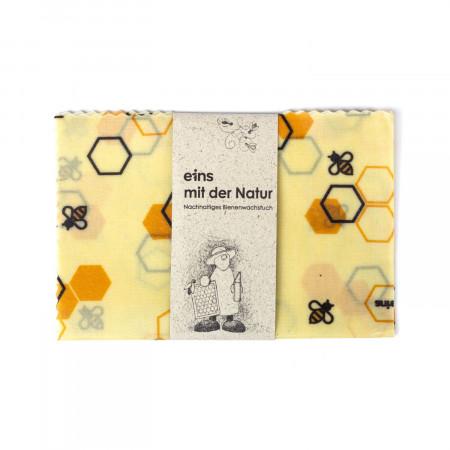 eins - Bienenwachstuch